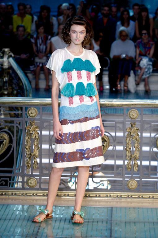 Tsumori Chisato Paris Fashion Week spring summer 2012