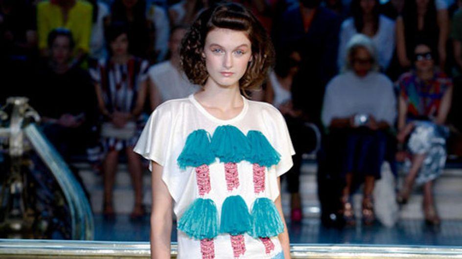 Tsumori Chisato auf der Fashion Week Paris F/S 2012