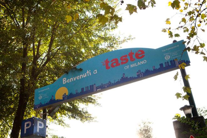 Benvenuti a Taste of Milano 2011