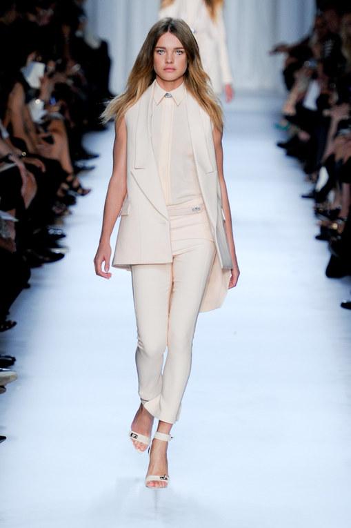 Givenchy Paris Fashion Week spring summer 2012