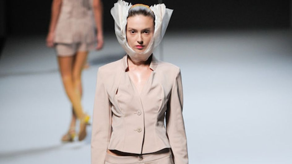 Issey Miyake - París Fashion Week Primavera Verano 2012