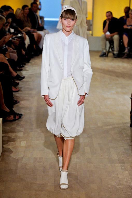 Défilé Hermès à Paris - Défilé Prêt à Porter Hermès Printemps Eté 2012