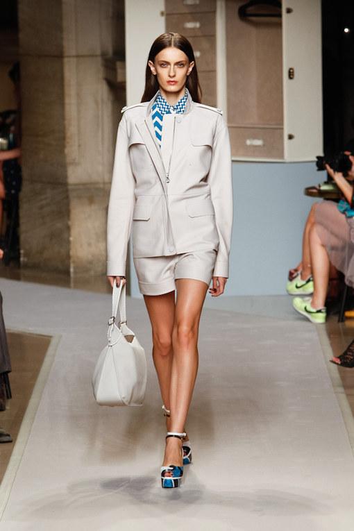 Sfilata Loewe primavera-estate 2012 - Parigi Fashion Week