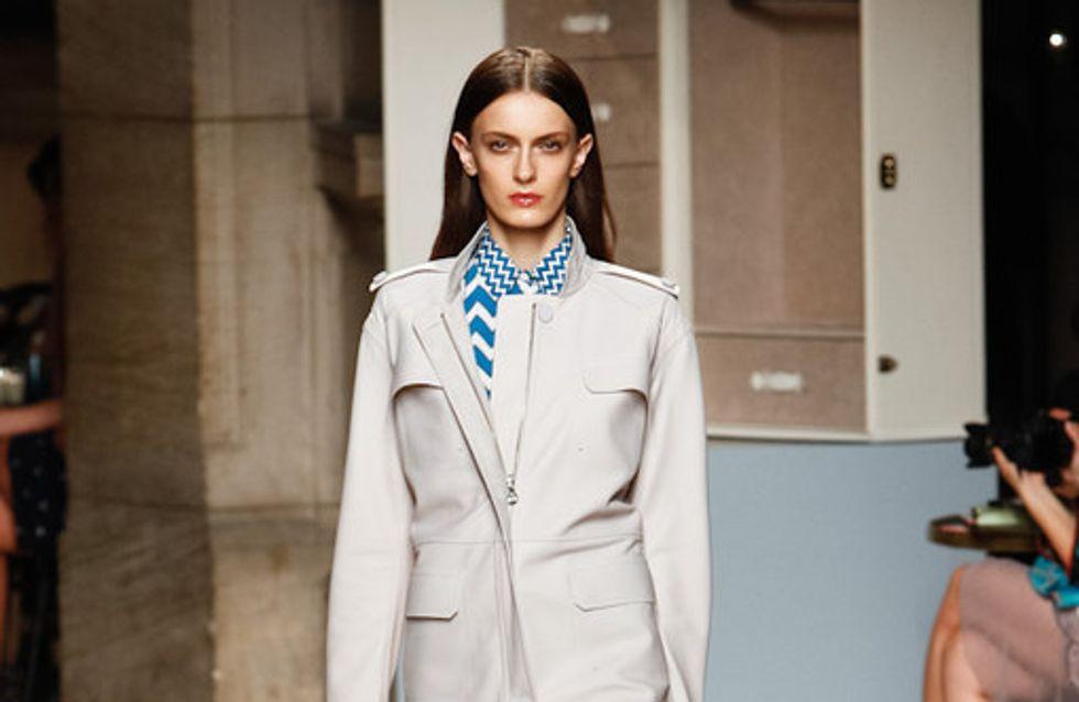 Loewe auf der Fashion Week Paris F/S 2012