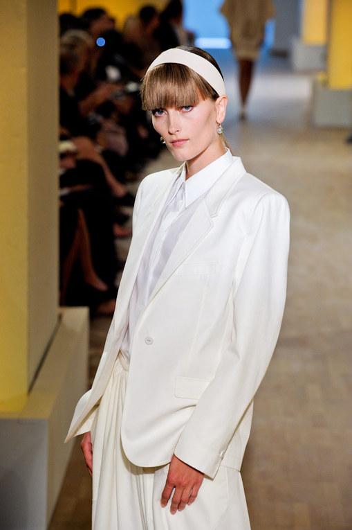 Sfilata Hermès primavera-estate 2012 - Parigi Fashion Week