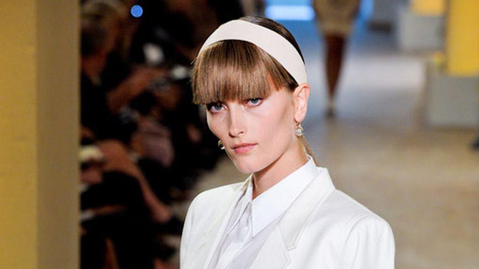 Sfilata Hermès Parigi Fashion Week p-e 2012