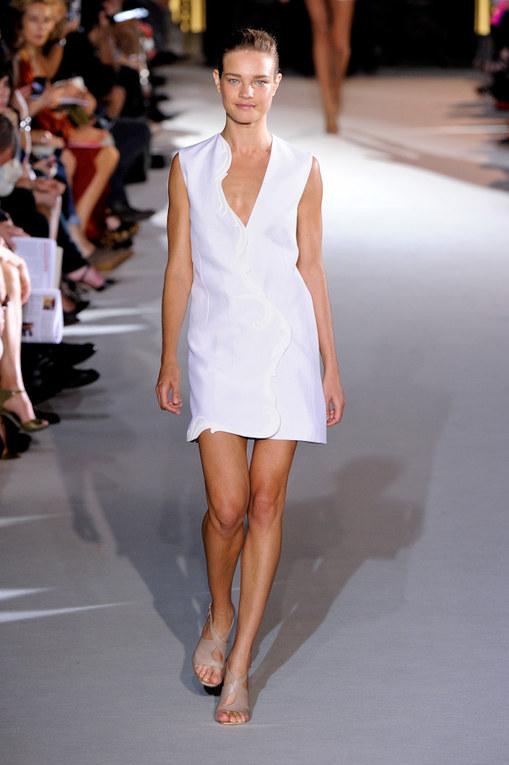 Défilé Stella Mc Cartney - Défilés prêt-à-porter printemps été 2012 Paris