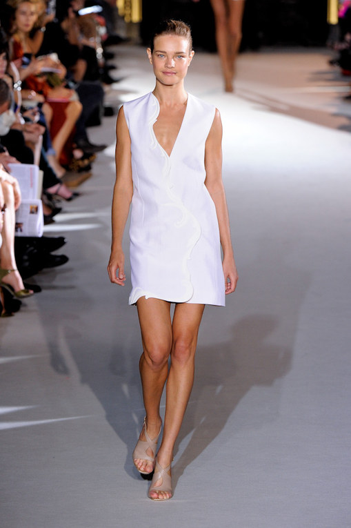 Stella McCartney Paris Fashion Week spring summer 2012
