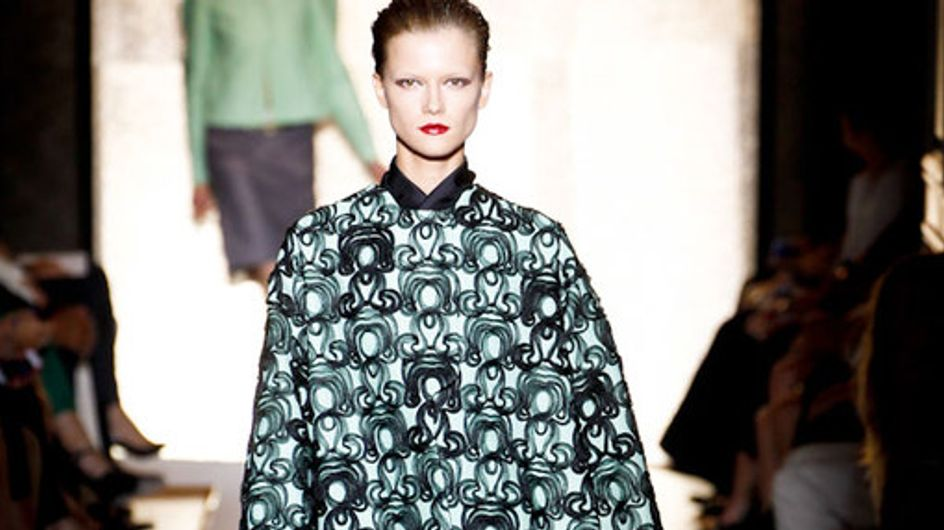 Yves Saint Laurent - París Fashion Week Primavera Verano 2012