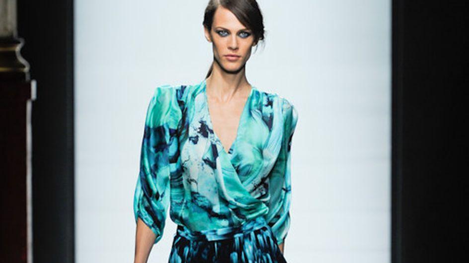Sfilata Emanuel Ungaro Parigi Fashion Week p-e 2012