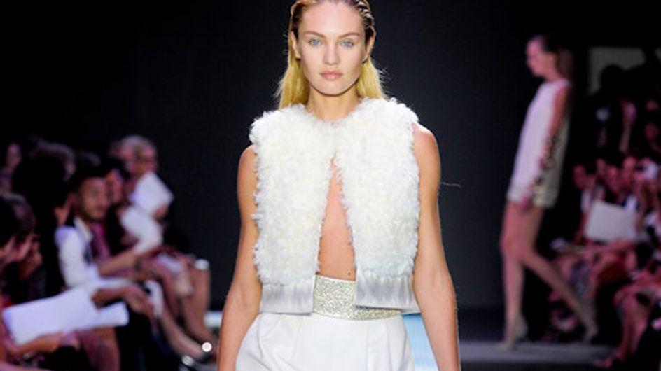 Giambattista Valli auf der Fashion Week Paris F/S 2012