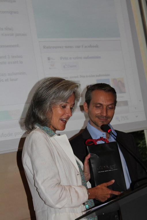 Tatiana de Rosnay et Olivier Norek