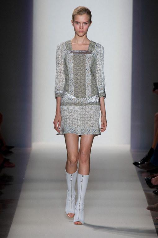 Vanessa Bruno Paris Fashion Week spring summer 2012