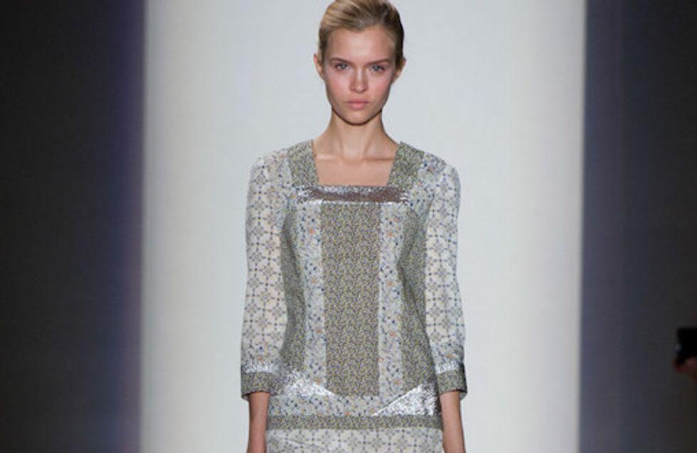 Vanessa Bruno auf der Fashion Week Paris F/S 2012
