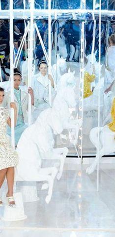 Louis Vuitton et ses baby dolls