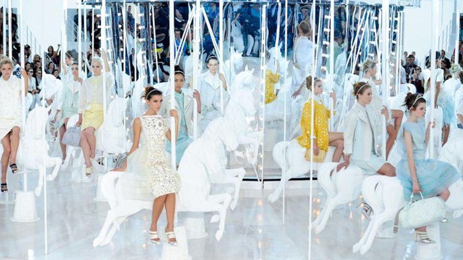Louis Vuitton Paris Fashion Week spring summer 2012