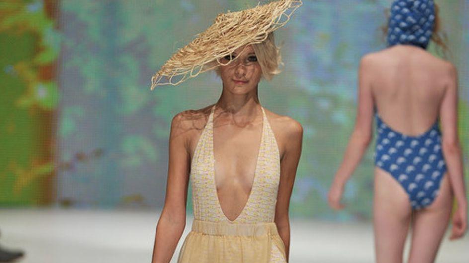 Semaine de la mode à Toronto Défilé Tosca Delfino