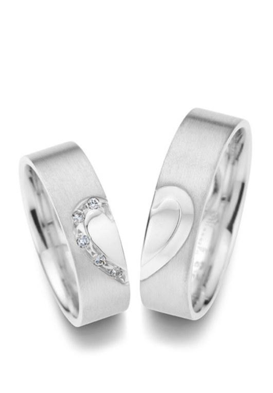 Raffinierte Eheringe von Ring-Paare