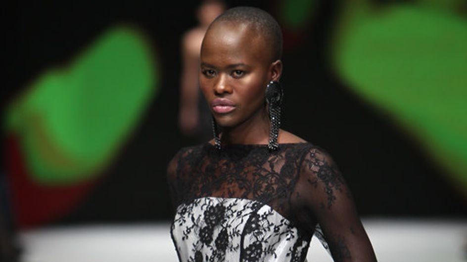 Semaine de la mode à Toronto Défilé David Dixon