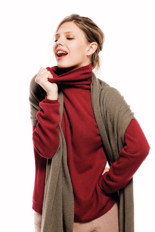 Jersey de mujer Cashmere