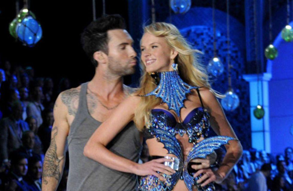 Himmlisch schön & ganz schön heiß: Victoria's Secret Show 2011