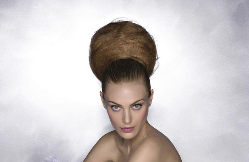 Los mejores peinados de novia para 2012