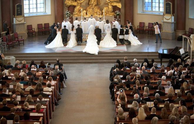 Il giorno per il matrimonio perfetto