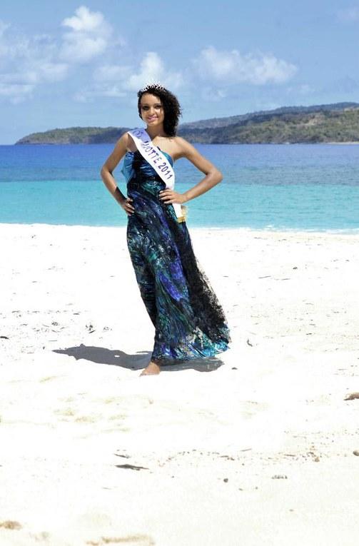 Aisha, Miss Mayotte 2011