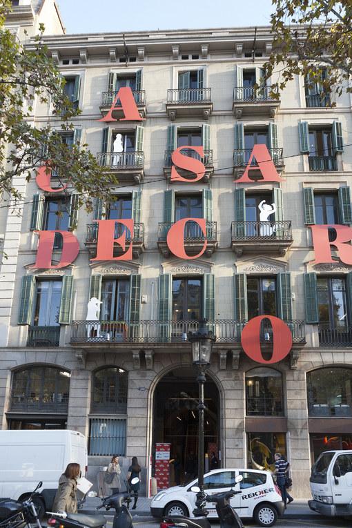 Las mejores imágenes de Casa Decor Barcelona 2011