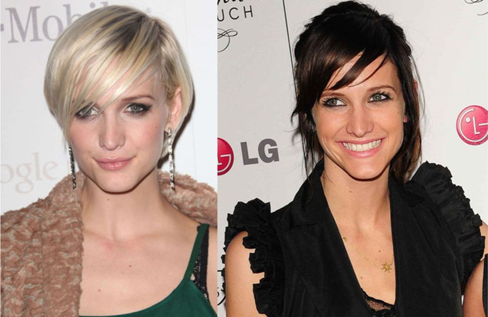 Celebrities: los cambios de looks más radicales de 2011