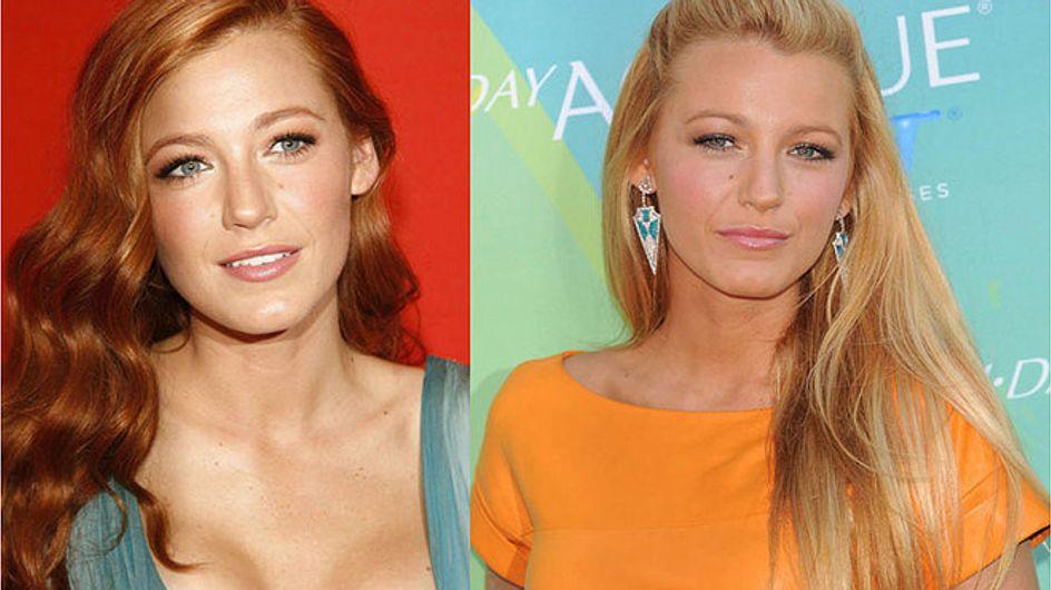 Beauty-Verwandlungen der Stars: Wer hat sich 2011 total verändert?