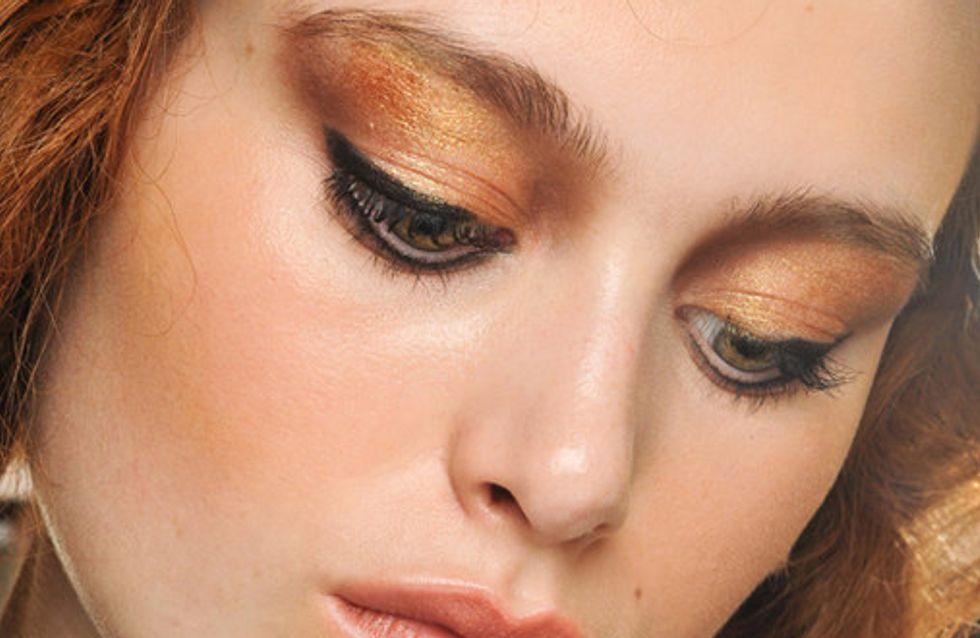 Make-Up Metallic: trendy e cool