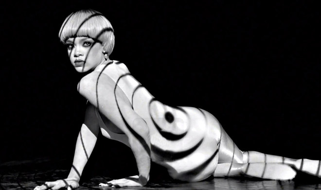 Nuovo video per Rihanna. È plagio?