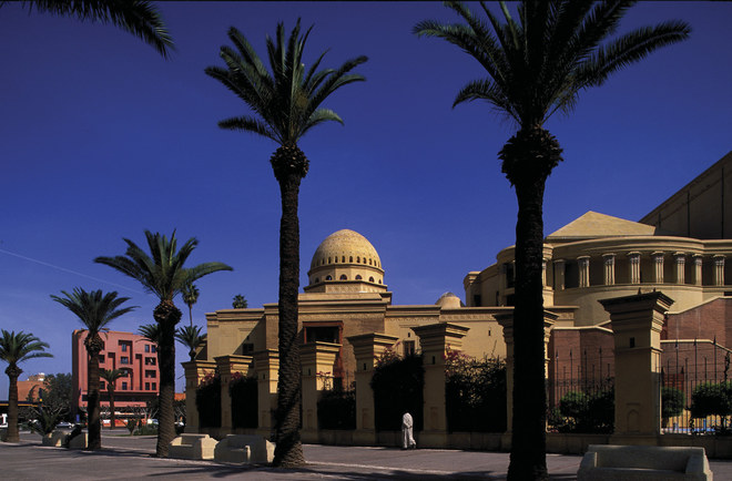 Teatro Real de Marrakech