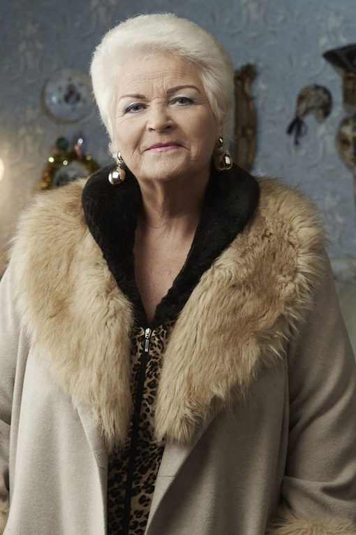 Pat Butcher Photos