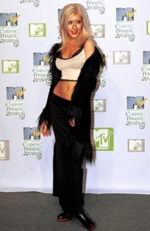 Christina Aguilera: 1999