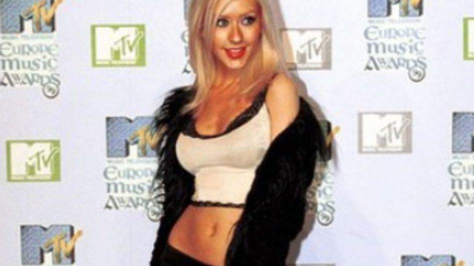 La transformación de Christina Aguilera a sus 33 años