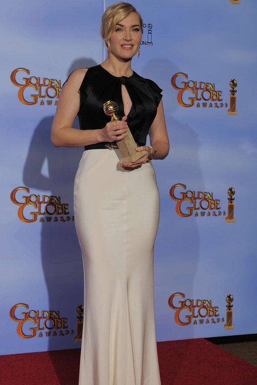 Golden Globes 2012 - Kate Winslet