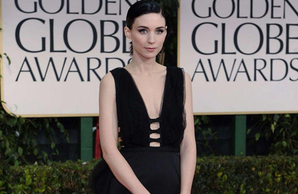 The Golden Globes 2012 Dresses
