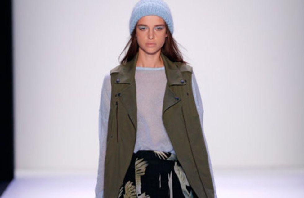 Raffinierte Prints: Lala Berlin bei der Mercedes-Benz Fashion Week