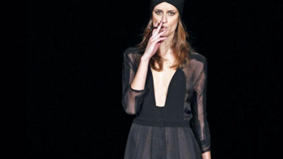 Aufregend, anziehend, feminin: Laurèl bei der Mercedes-Benz Fashion Week Berlin