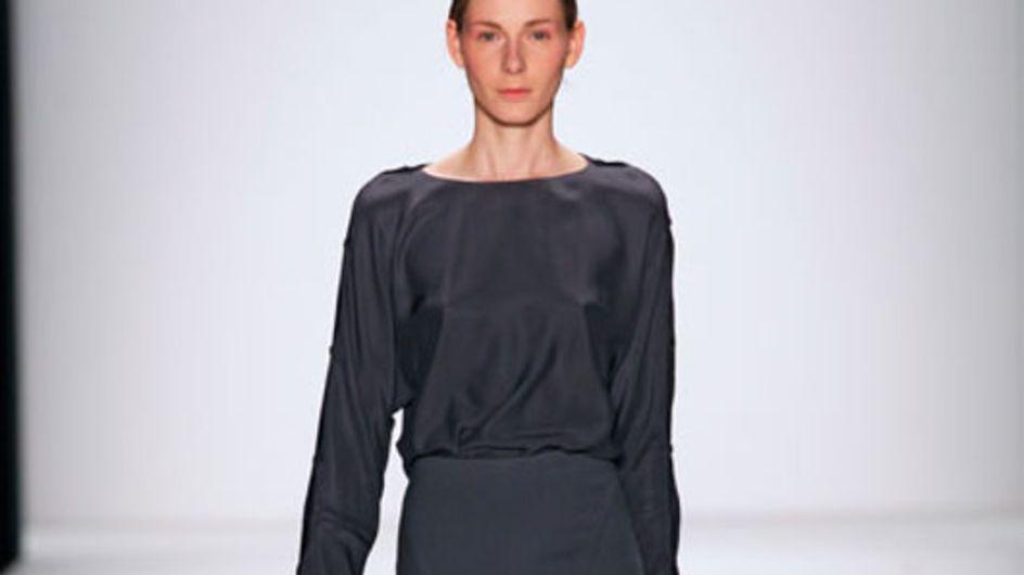 Clean Chic: Perret Schaad auf der Mercedes-Benz Fashion Week