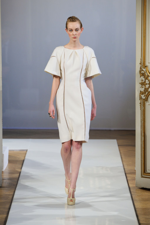 Christophe Josse Haute Couture spring/summer 2012