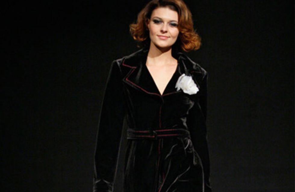Christina Duxa: Mercedes-Benz Fashion Week Berlin Herbst/Winter 2012/2013