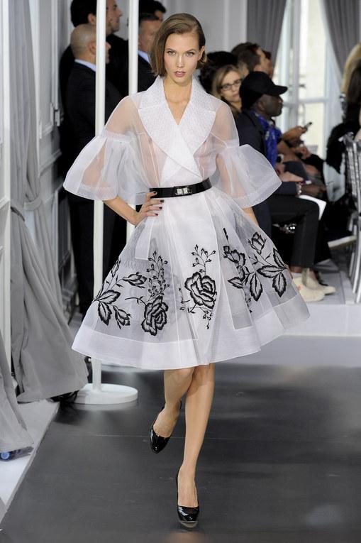 Défilé Christian Dior Haute Couture PE 2012 ©PixelFormula