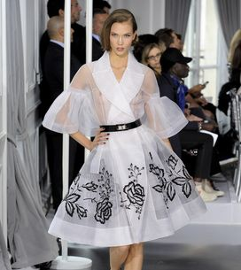 Christian Dior Haute Couture spring/summer 2012