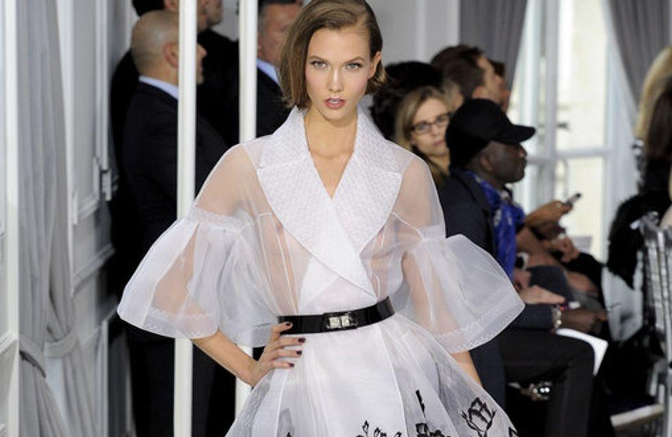 Les élégantes de Christian Dior