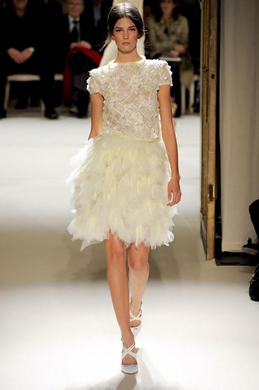 Défilé Georges Hobeika Haute Couture PE 2012