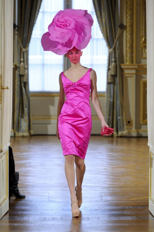 Le sfilate Haute Couture primavera estate 2012