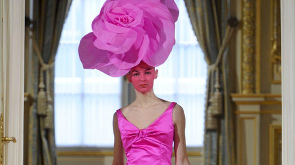 Le migliori sfilate della Haute Couture primavera estate 2012